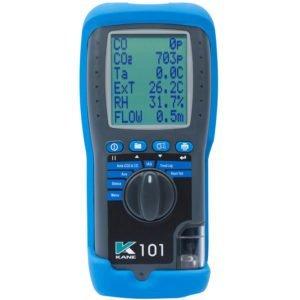 Analizador calidad del aire KANE101