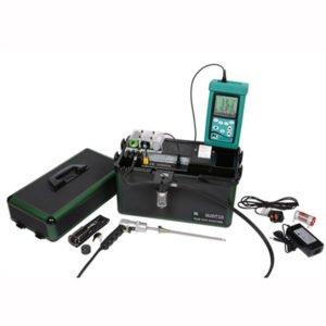 Analizador de combustión KANE 9206 QUINTOX