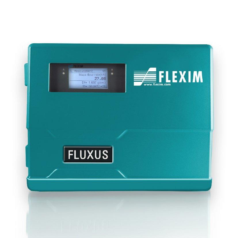 Caudalímetro ultrasónico Fluxus F721