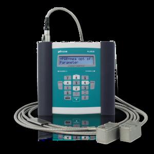 Caudalímetro para vapor fluxus G601 ST