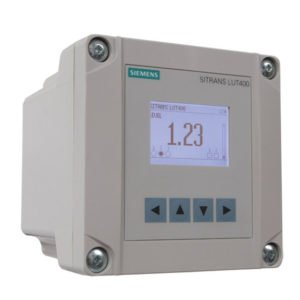 Medidor de nivel ultrasónico LUT400 Milltronics